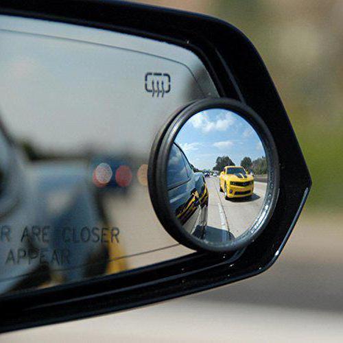как правильно настроить зеркала в автомобиле для водителя