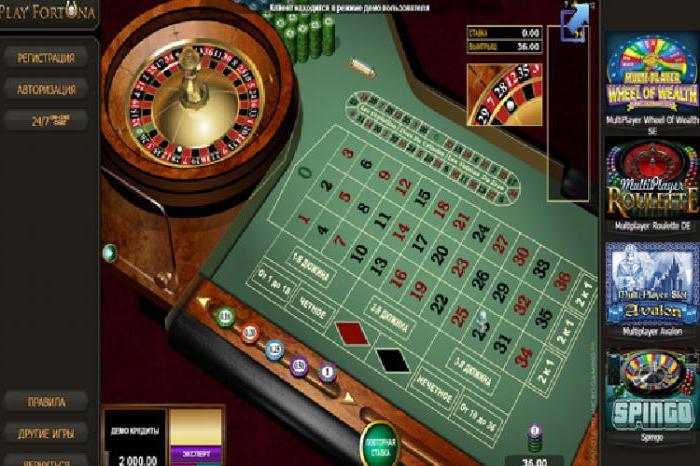 игры с живым дилером в play fortuna