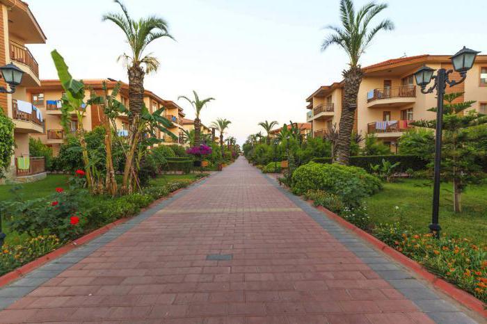 Eftalia Village Hotel 5 HV
