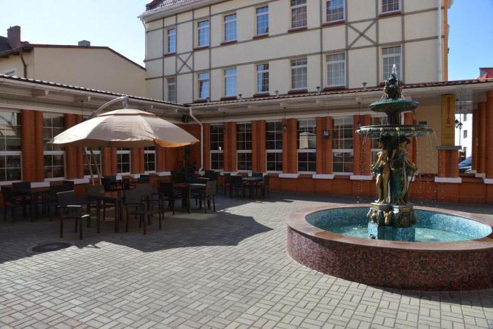 зеленоградск калининградской области отель самбия