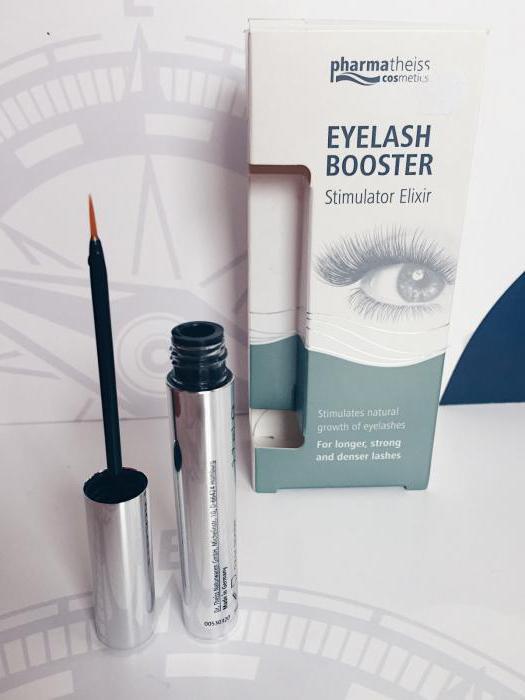 сыворотка для ресниц eyelash booster отзывы