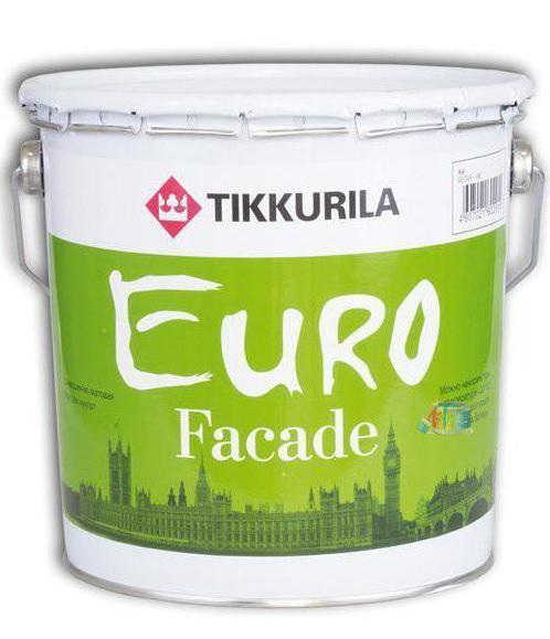 краска силикатная фасадная цена