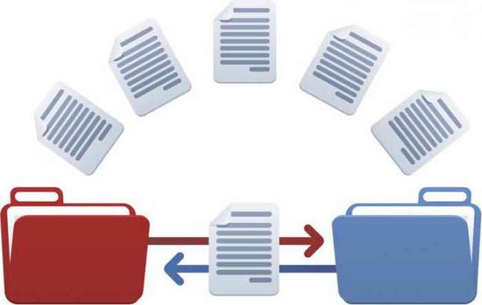 файловые архивы это