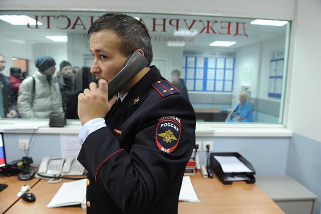 исполнение служебных обязанностей сотрудником полиции