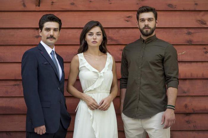 мерьем турецкий сериал актеры и роли