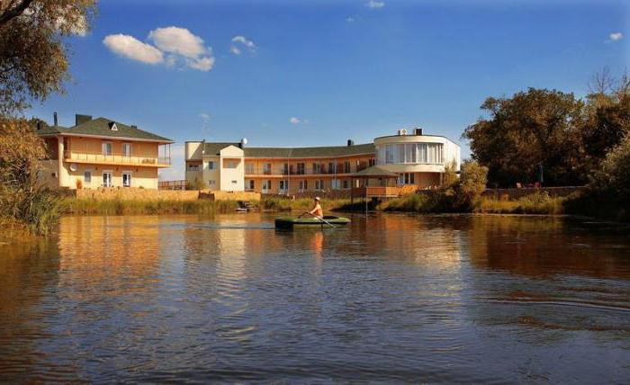 гостиница парк отель тихое озеро