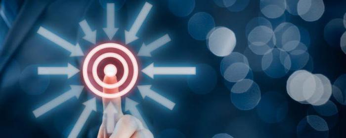 маркетинговые инструменты для работы с целевой аудиторией