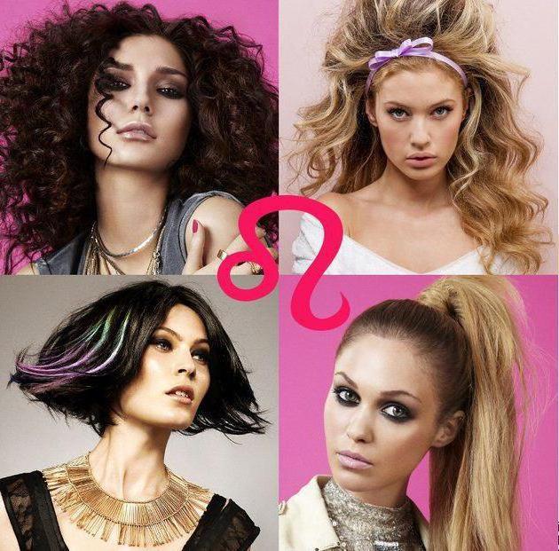 стрижка волос по знакам зодиака