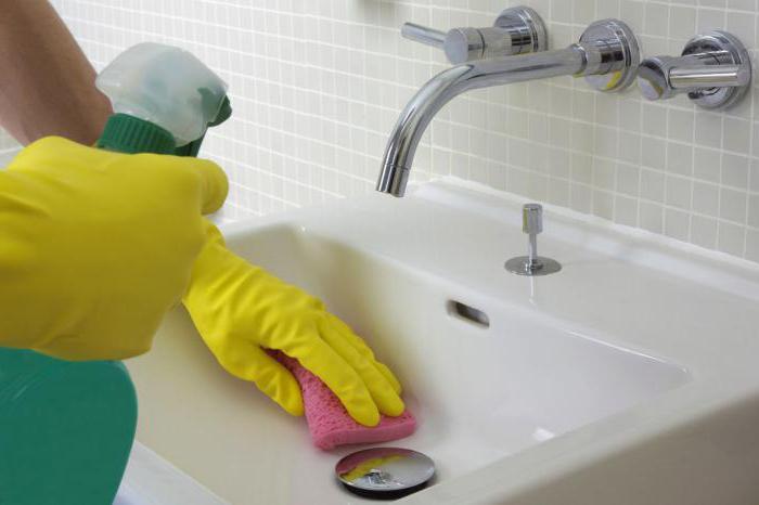 Раствор для чистки ванны своими руками 58