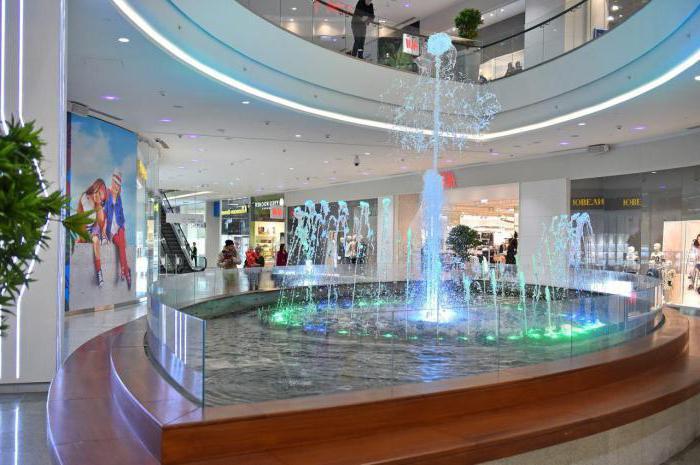 """Торговый центр """"Океания"""" магазины"""