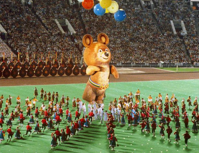 развитие олимпийского движения в россии