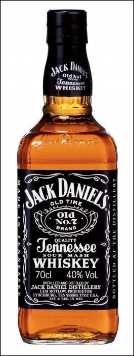 джек дэниэлс виски 1 литр