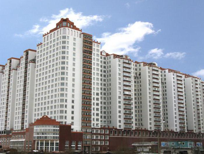 Новостройки в Дзержинском