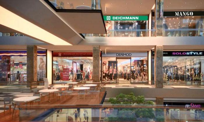 торговый центр мозаика магазины