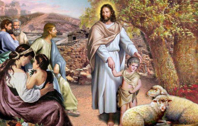проповедь заповеди блаженства
