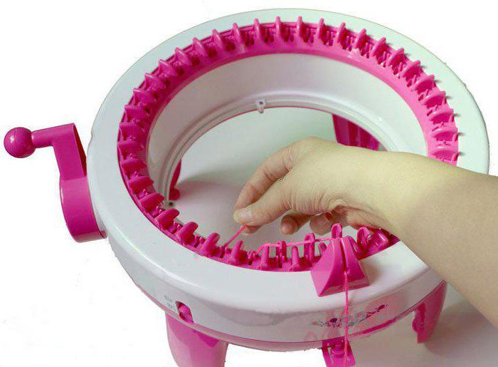 Машинка для вязания в домашних условиях 403