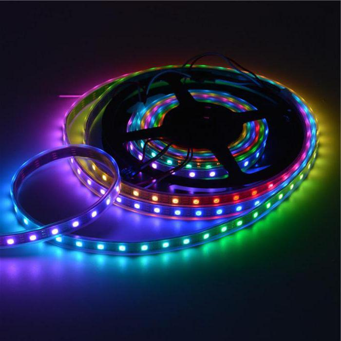 Игровая клавиатура с RGB подсветкой