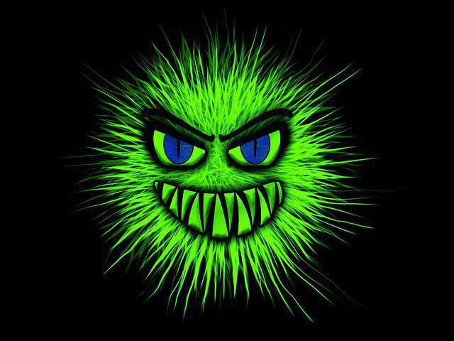 клетка вируса бактериофага