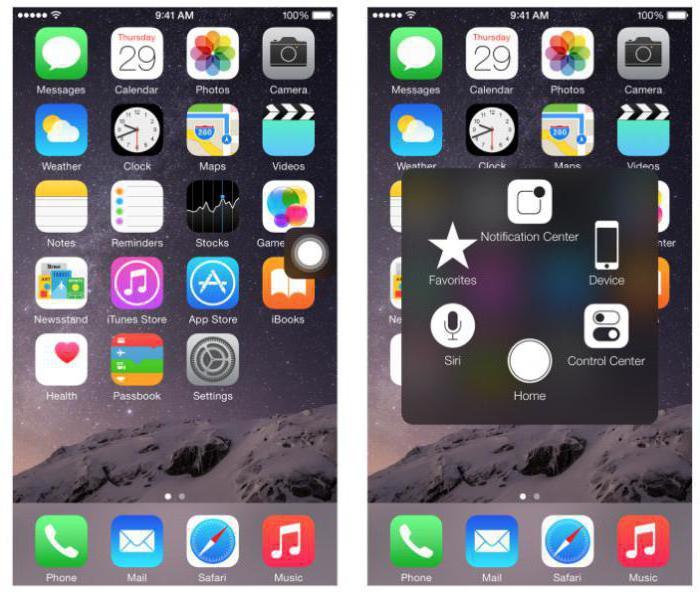 как сделать скрин экрана на айфоне 7