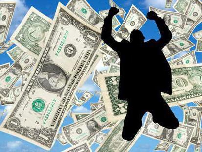 Последний крупный выигрыш в лотерею в России