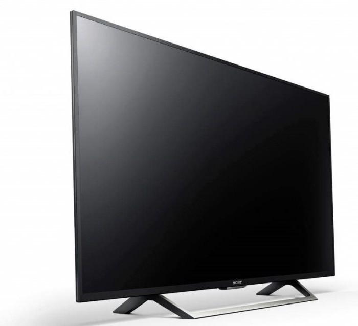 телевизор sony kdl 43we755 отзывы