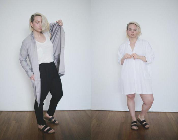 красивая одежда для женщин больших размеров