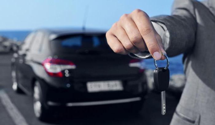 договор аренды автомобиля образец