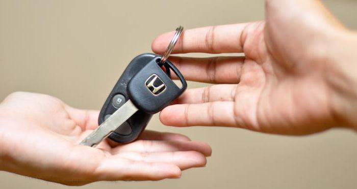 договор аренды автомобиля с экипажем образец