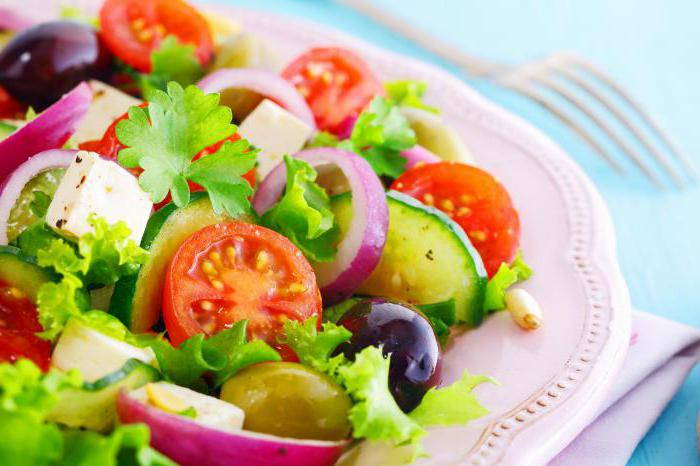 как сделать сырный салат