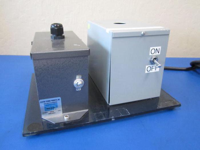 высокочастотный генератор для остановки счетчика