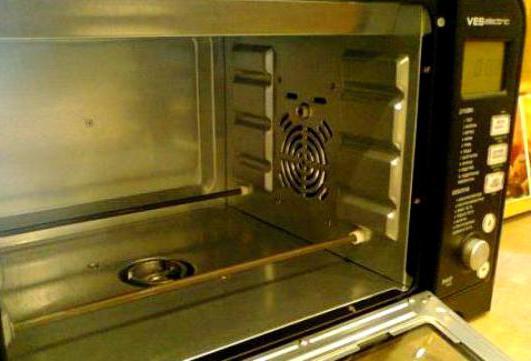 мини печь с функцией хлебопечи VES SK A20