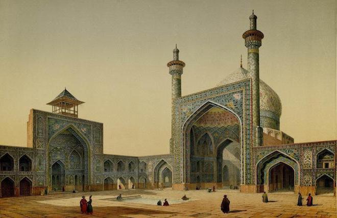 ислам краткая история возникновения и основы вероучения