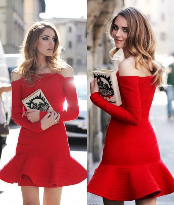 красное платье эйвон отзывы