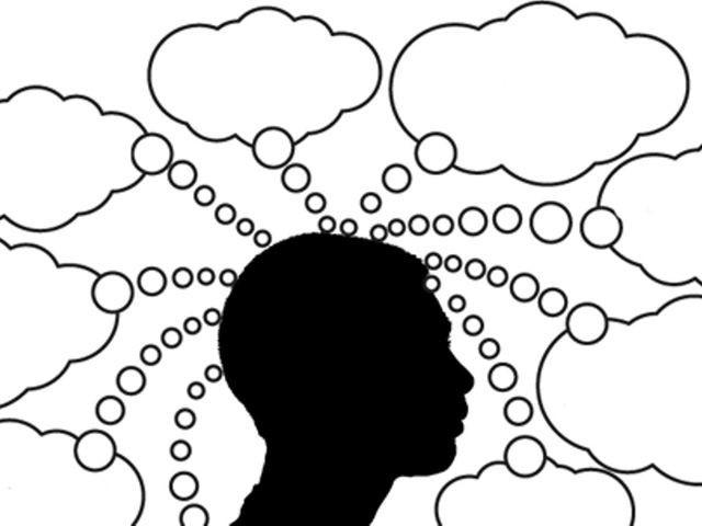 процесс представления в психологии