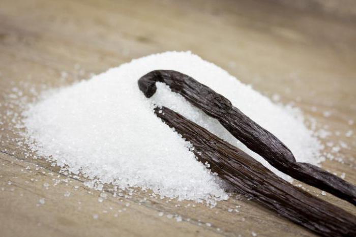 польза и вред ванилина для организма