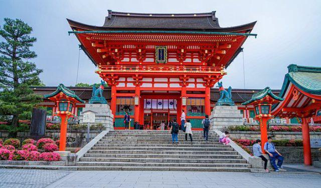 история буддизма в японии