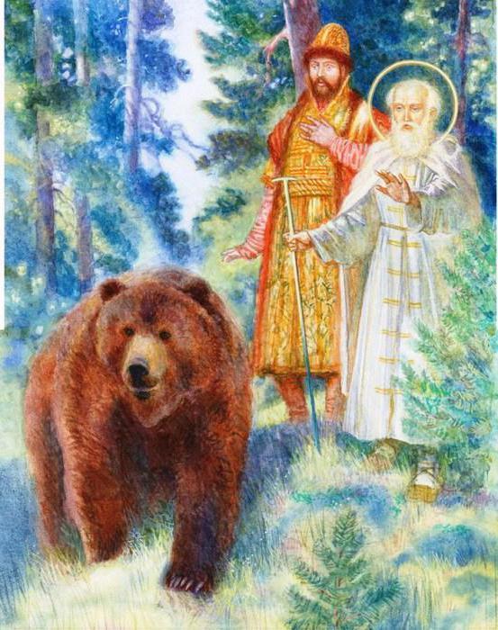 преподобный савва сторожевский звенигородский