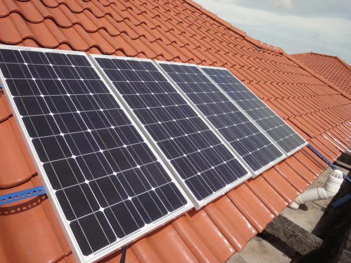 устройство солнечной батареи и принцип работы