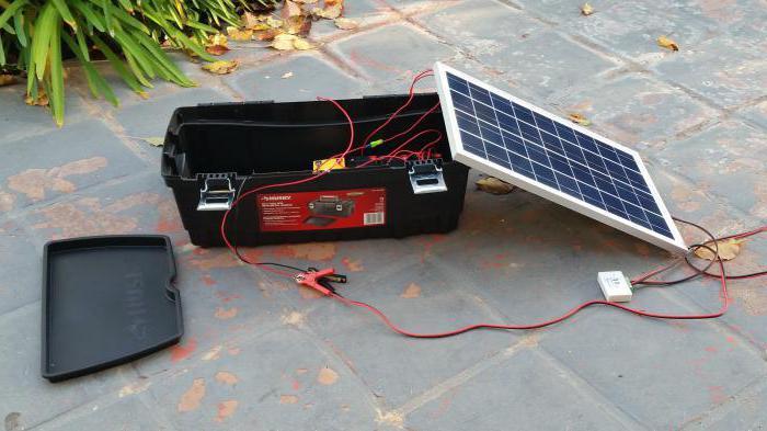сделать солнечную батарею самостоятельно