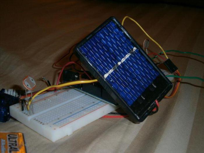 как в домашних условиях сделать солнечную батарею