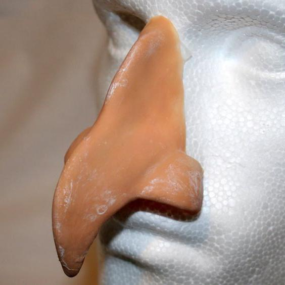 Как сделать нос ведьмы своими руками 57