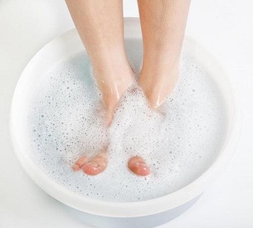 Как убрать мозоль на пальце ноги