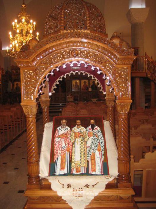 иоанн златоуст архиепископ