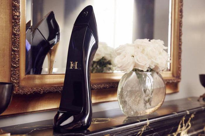 carolina herrera good girl отзывы