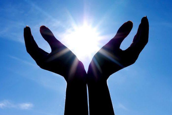 сила веры в бога
