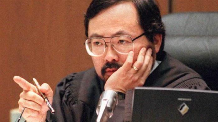 обязанности судьи конституционного суда
