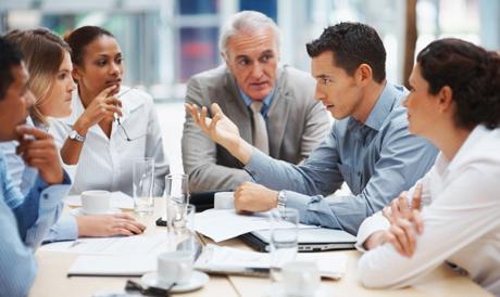 межгрупповые конфликты в организациях