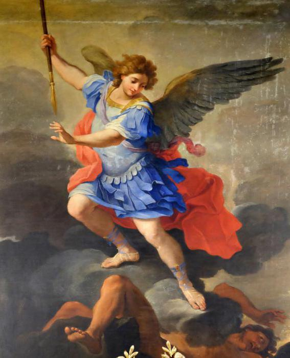 имена архангелов список