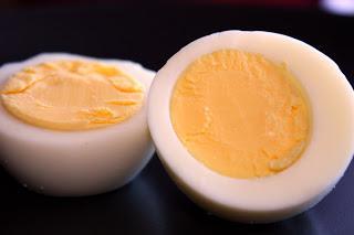 Калорийность яйцо вкрутую