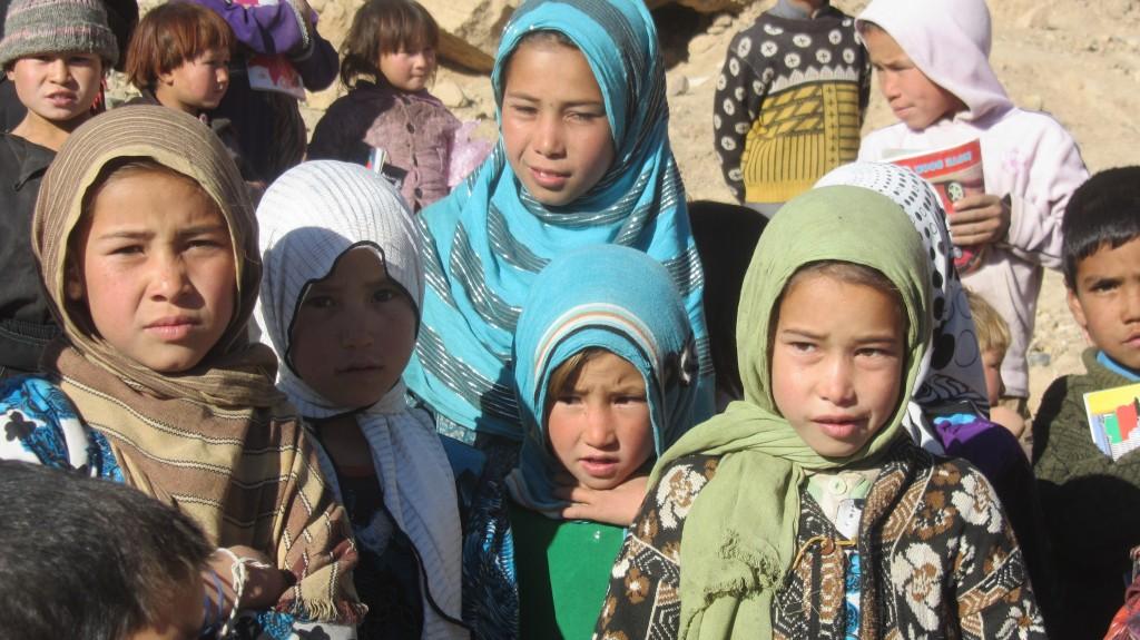 Афганистан население страны